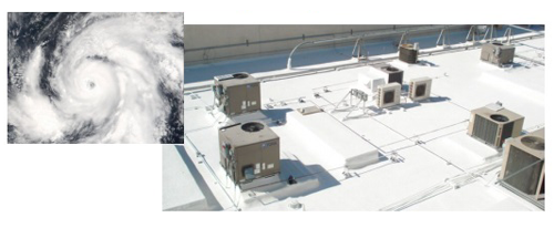 Spray Foam Roofing 951 Construction